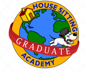 house sitting academy badge